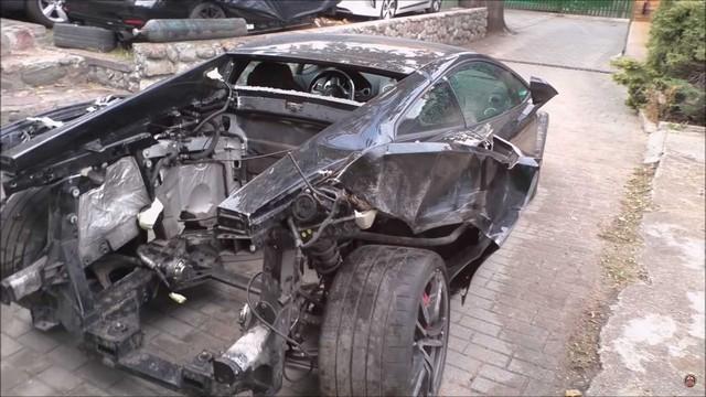 Cận cảnh quá trình hồi sinh Lamborghini Gallardo từ cõi chết (Phần I) - Ảnh 3.