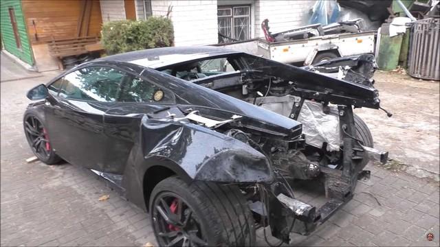 Cận cảnh quá trình hồi sinh Lamborghini Gallardo từ cõi chết (Phần I) - Ảnh 2.