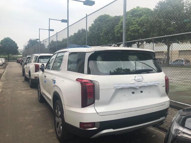 Hyundai Palisade nhập khẩu Hàn Quốc tiếp tục đổ bộ tới Việt Nam, thêm màu sơn trắng - Ảnh 5.
