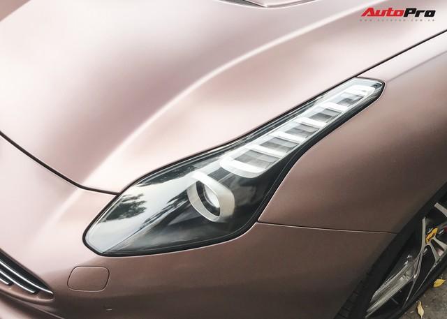 Dân chơi đồng hồ khét tiếng Hà Nội mạnh tay chi tiền sơn lại Ferrari California T màu độc - Ảnh 3.