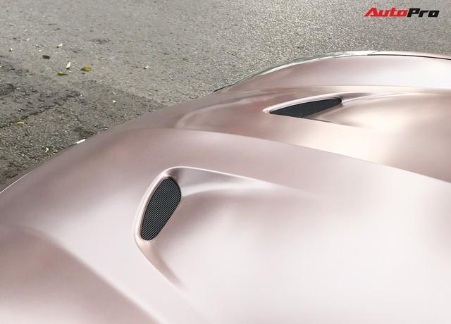 Dân chơi đồng hồ khét tiếng Hà Nội mạnh tay chi tiền sơn lại Ferrari California T màu độc - Ảnh 4.