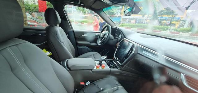 Lộ nội thất VinFast Lux chạy thử xuyên Việt: Thêm vài chi tiết mới khác biệt - Ảnh 2.