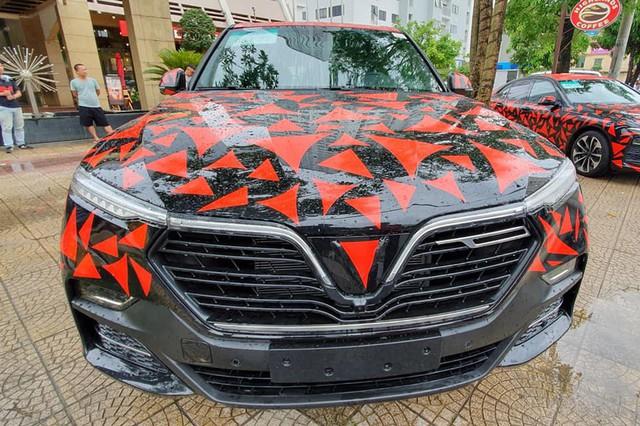 Giải đáp thắc mắc lớn về những chiếc ô tô VinFast chạy thử trên đường - Ảnh 4.