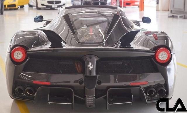 Siêu xe LaFerrari Aperta xuất hiện trên thị trường xe cũ với giá cắt cổ, đau thận - Ảnh 3.