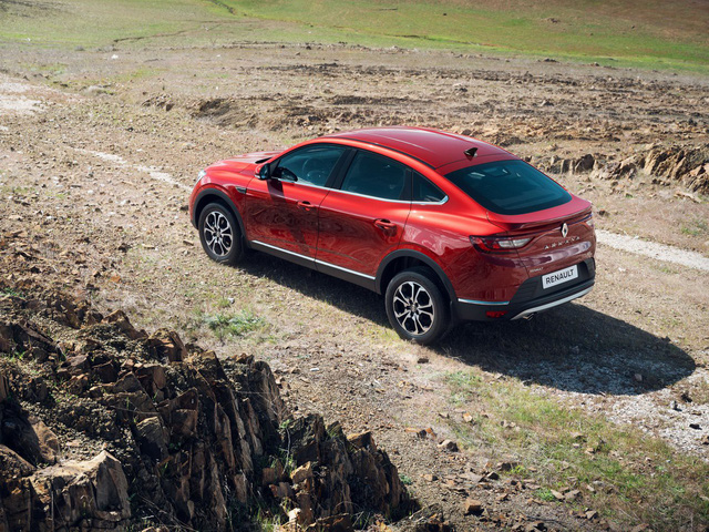 Xuất hiện SUV lai coupe đối đầu Mercedes-Benz GLC Coupe, BMW X4 ở mức giá phổ thông hơn rất nhiều - Ảnh 11.