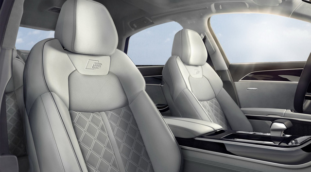 Audi A8 giương cờ đấu Mercedes Maybach S-Class - Ảnh 2.