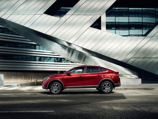 Xuất hiện SUV lai coupe đối đầu Mercedes-Benz GLC Coupe, BMW X4 ở mức giá phổ thông hơn rất nhiều - Ảnh 2.