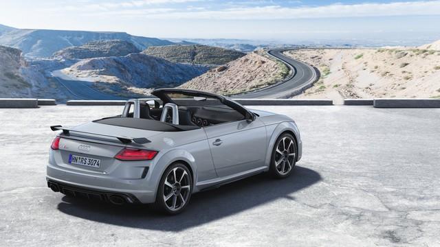 Audi chắc chắn chia tay TT, thay bằng xe điện giàu cảm xúc hơn - Ảnh 1.