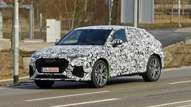 Cuối cùng Audi đã có mẫu xe đấu BMW X4, Mercedes GLC Coupe - Ảnh 2.