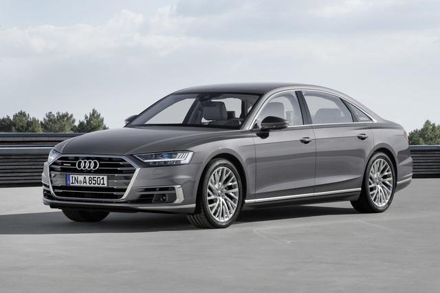 Audi ra mắt cùng lúc 6 xe mới tại Việt Nam - Cú chốt hạ tổng lực cuối năm đáp trả Mercedes-Benz và BMW - Ảnh 4.
