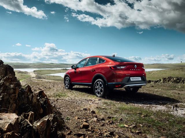 Xuất hiện SUV lai coupe đối đầu Mercedes-Benz GLC Coupe, BMW X4 ở mức giá phổ thông hơn rất nhiều - Ảnh 3.