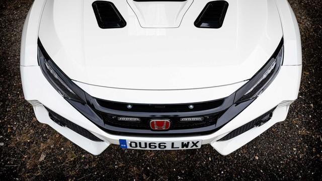 Honda trình làng Civic Type R phiên bản gầm cao ít ai ngờ tới - Ảnh 5.