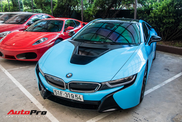 Dàn siêu xe, xe thể thao, siêu sang đủ sắc màu hội tụ tại sinh nhật CLB mô tô phân khối lớn - Ảnh 6.