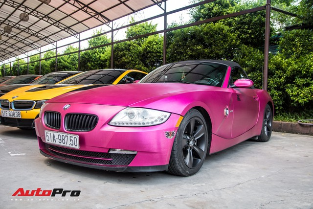 Dàn siêu xe, xe thể thao, siêu sang đủ sắc màu hội tụ tại sinh nhật CLB mô tô phân khối lớn - Ảnh 9.
