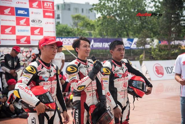 Giải đua xe mô-tô Việt Nam lần đầu tiên được tổ chức tại Hà Nội - Ảnh 5.