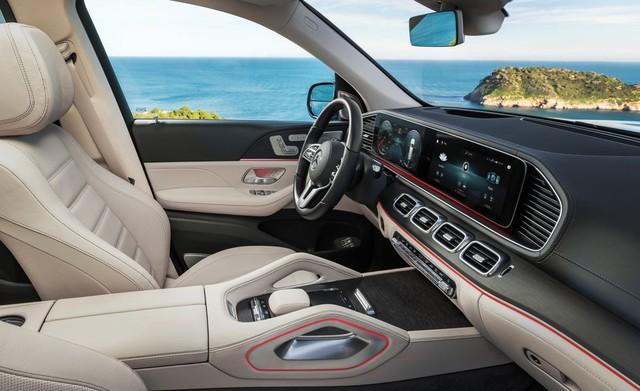 BMW X7 sắp về Việt Nam và đây là cách Mercedes GLS chứng tỏ đẳng cấp hơn cả S-Class của SUV - Ảnh 5.