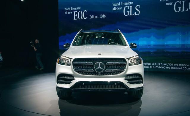 Mercedes-Benz công bố giá khởi điểm GLS 2020: Đắt hơn trước tận 5.000 USD! - Ảnh 1.