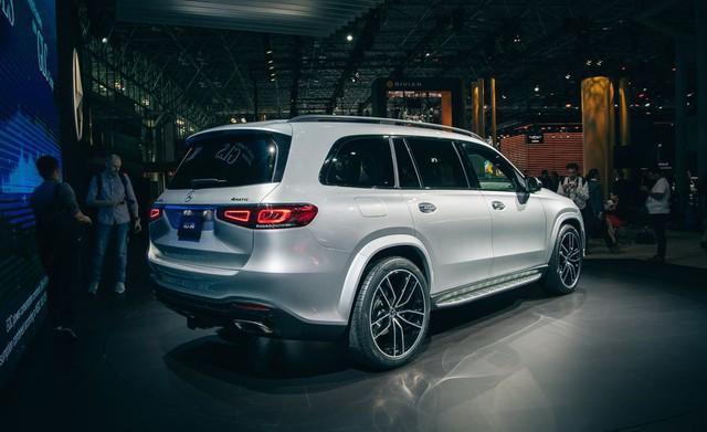 Xe chính hãng chưa về, đại lý tư nhân rao bán khủng long Mercedes-Benz GLS 2020 với lời hứa giao xe trước Tết - Ảnh 2.