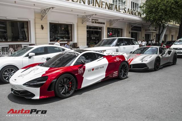 Dàn siêu xe tham dự Car Passion 2019 tụ họp cuối tuần, có thêm một chiếc độc lạ - Ảnh 1.