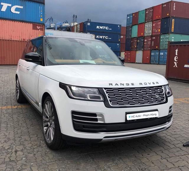 Range Rover SVAutobiography 2019 đầu tiên chính thức cập bến Việt Nam - Ảnh 1.