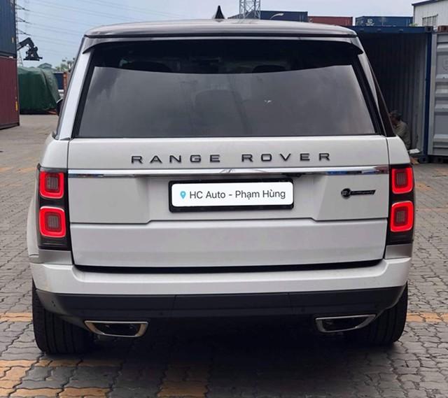 Range Rover SVAutobiography 2019 đầu tiên chính thức cập bến Việt Nam - Ảnh 2.