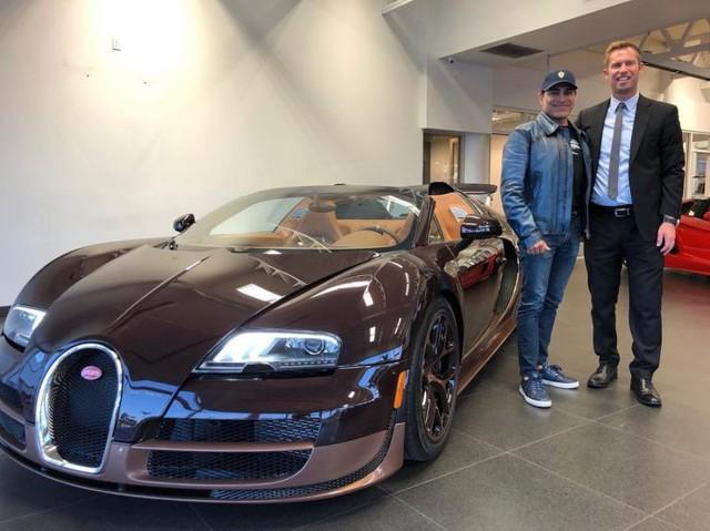 Đại gia bất động sản tậu siêu xe, lãi 1,9 triệu USD sau 5 tháng, liền bỏ 5 triệu USD mua thêm 2 siêu xe khác - Ảnh 5.