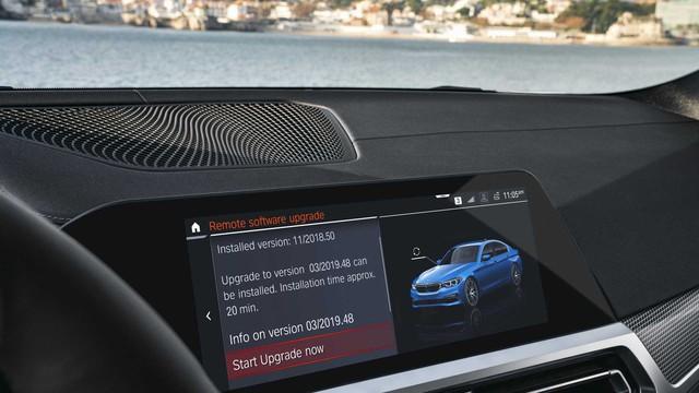BMW cho phép khách hàng cập nhật phần mềm xe từ xa, không phải đến đại lý nhưng chỉ là 3 dòng xe này - Ảnh 1.