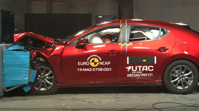 ANCAP: Mazda3 an toàn hơn cả Lexus UX, Range Rover Evoque