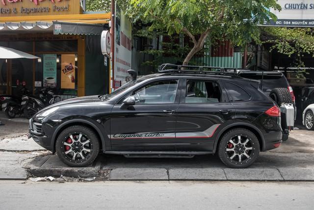 Ông Đặng Lê Nguyên Vũ mạnh tay phá thêm Porsche Cayenne nhưng có 1 chi tiết gây chú ý - Ảnh 7.