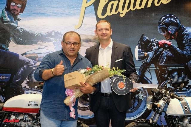 Royal Enfield giới thiệu cặp đôi mô tô cổ điển giá rẻ tại Sài Gòn, giá từ 173 triệu, đã có 14 khách đặt mua - Ảnh 7.