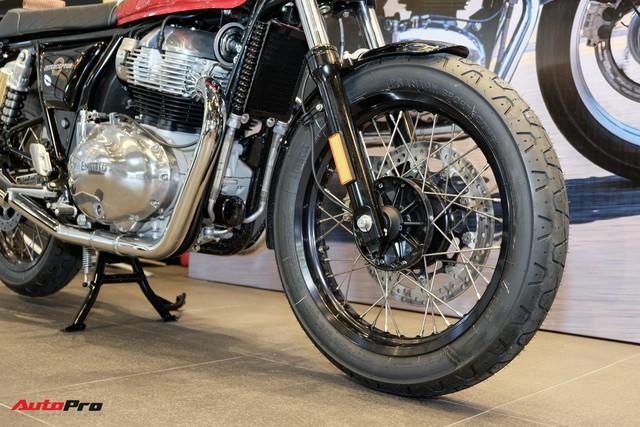 Royal Enfield giới thiệu cặp đôi mô tô cổ điển giá rẻ tại Sài Gòn, giá từ 173 triệu, đã có 14 khách đặt mua - Ảnh 6.