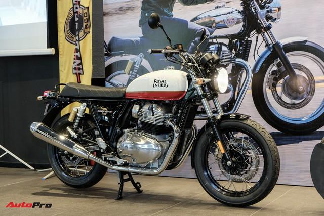 Royal Enfield giới thiệu cặp đôi mô tô cổ điển giá rẻ tại Sài Gòn, giá từ 173 triệu, đã có 14 khách đặt mua - Ảnh 2.