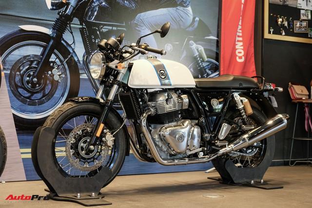 Royal Enfield giới thiệu cặp đôi mô tô cổ điển giá rẻ tại Sài Gòn, giá từ 173 triệu, đã có 14 khách đặt mua - Ảnh 3.