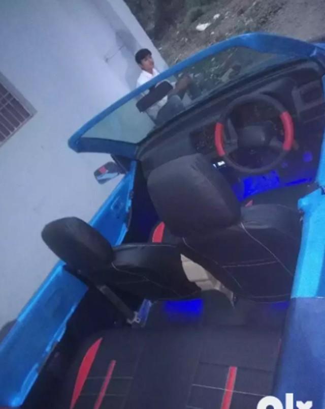 Bugatti Veyron mui trần Made in Ấn Độ làm người xem phì cười - Ảnh 5.
