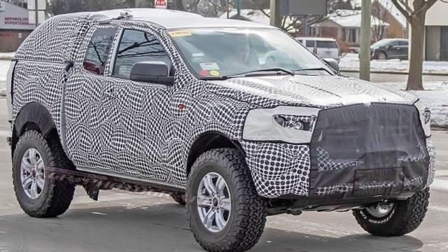 6 điểm cần biết về Ford Bronco ra mắt trong năm sau: Khung Ranger, dáng vuông như G-Class - Ảnh 1.