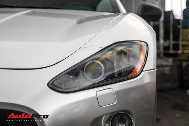 Ông Đặng Lê Nguyên Vũ mang Maserati GranTurismo đi đăng kiểm - Ảnh 17.