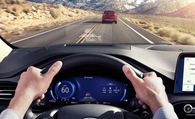 Ford Escape 2020 chốt giá, cao hơn Honda CR-V - Ảnh 3.