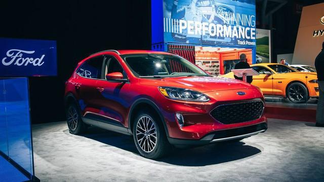Ford Escape 2020 chốt giá, cao hơn Honda CR-V