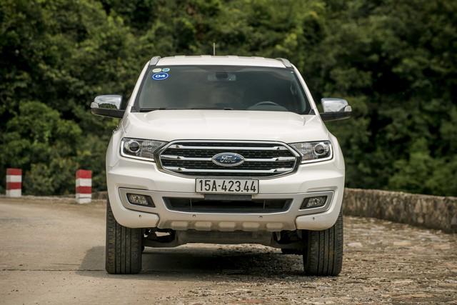 Thực hư chuyện Ford Everest giảm giá mạnh tại đại lý, mức giảm cao nhất 123 triệu đồng - Ảnh 1.