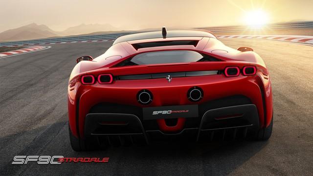 Ra mắt Ferrari SF90 Stradale: Ngựa chồm mạnh mẽ nhất lịch sử - Ảnh 5.