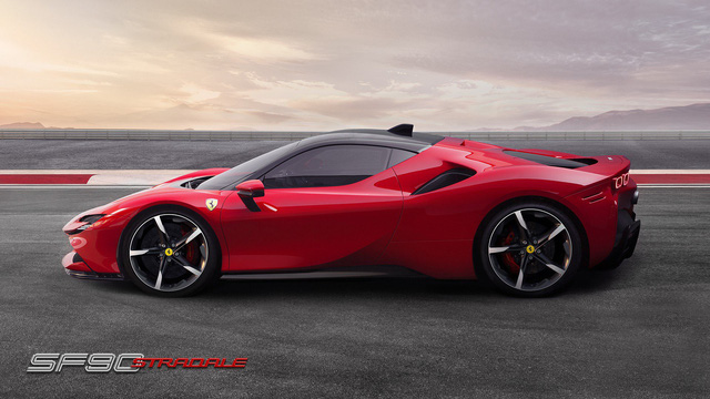 Ra mắt Ferrari SF90 Stradale: Ngựa chồm mạnh mẽ nhất lịch sử - Ảnh 2.