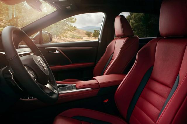 Ra mắt Lexus RX 2020: Chuyển mình để theo kịp Mercedes GLE - Ảnh 7.