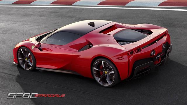 Ferrari SF90 Stradale ra mắt mới được một tuần, suất mua xe đã xuất hiện ngoài chợ đen với giá cắt cổ