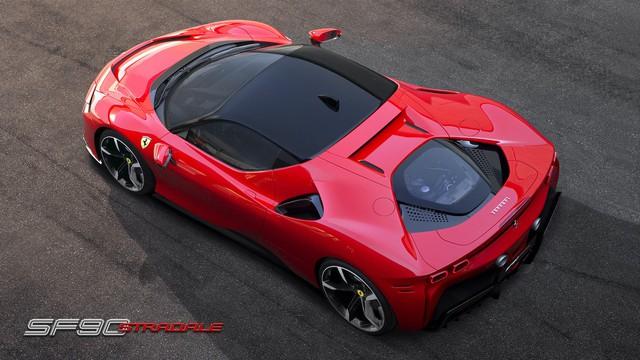 Ra mắt Ferrari SF90 Stradale: Ngựa chồm mạnh mẽ nhất lịch sử - Ảnh 3.