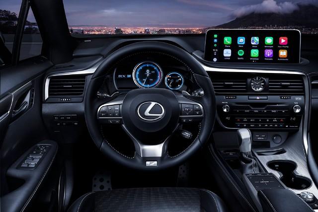 Lật mở những bom tấn của Lexus tại Triển lãm ô tô Việt Nam 2019 - Ảnh 2.