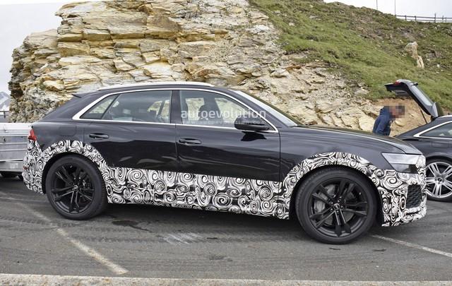 Lộ diện Audi RS Q8 - SUV khổng lồ dùng động cơ như Lamborghini Urus - Ảnh 2.