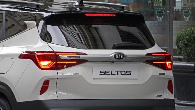 Lộ diện Kia Seltos - Đàn em Sportage dùng động cơ Cerato, cạnh tranh Honda HR-V - Ảnh 5.