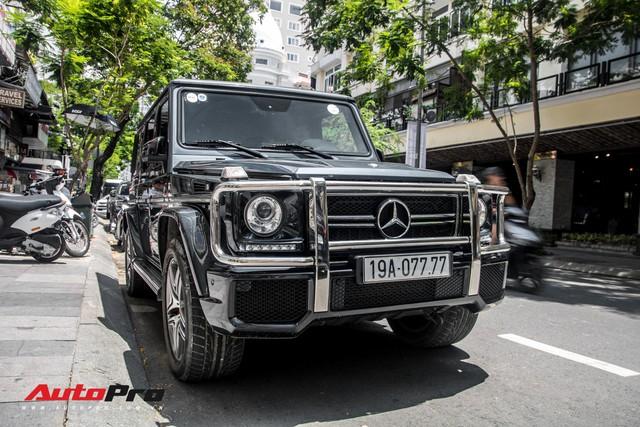 Mercedes-Benz G63 AMG biển khủng tứ quý 7 của đại gia Phú Thọ - Ảnh 7.