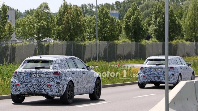 Mercedes-Benz GLA thế hệ mới sắp xuất trận, cạnh tranh BMW X2 - Ảnh 1.