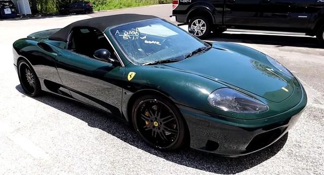 Mua siêu xe Ferrari nát rồi sửa lại - bài học đắt giá cho những người ham rẻ - Ảnh 1.